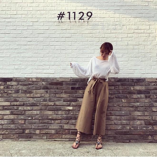 Ngay cả khi không thích quần vải, các cô nàng cũng sẽ đổ đứ đừ trước kiểu quần thắt nơ xinh xắn này - Ảnh 5.