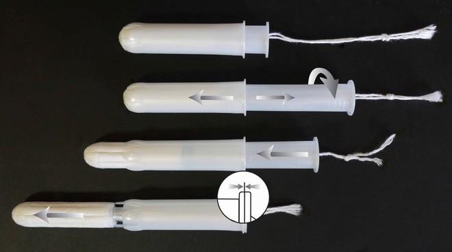 Sử dụng tampon phải biết cách chọn loại phù hợp để sử dụng dễ dàng và chống tràn hiệu quả - Ảnh 3.