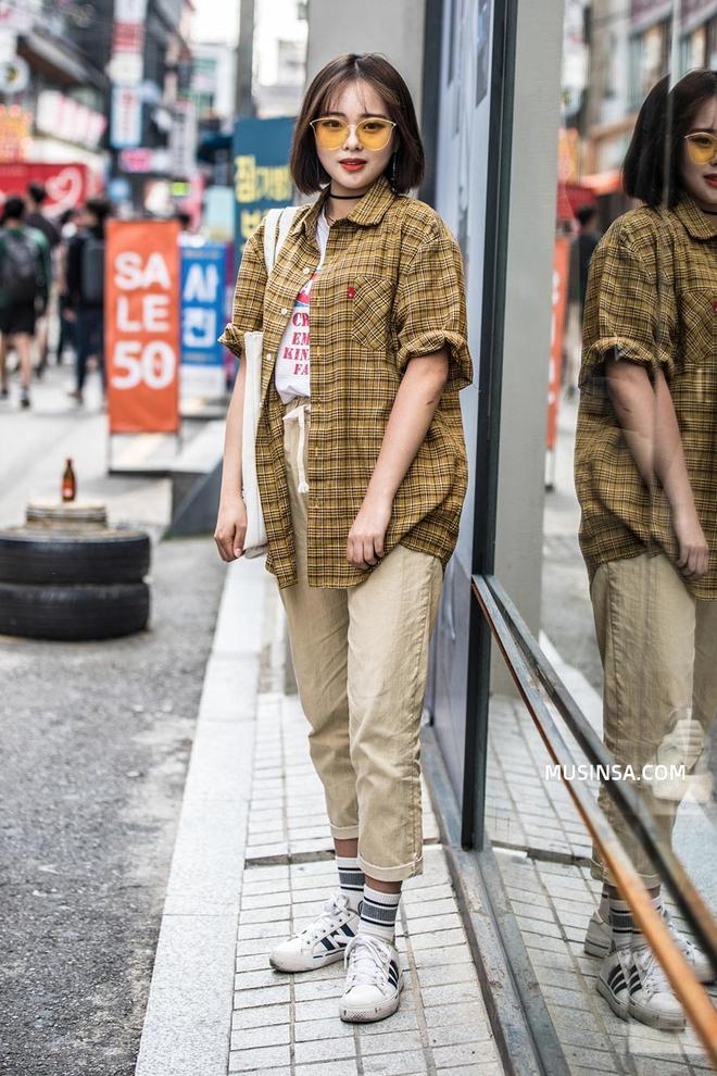 street style - Ảnh 5.