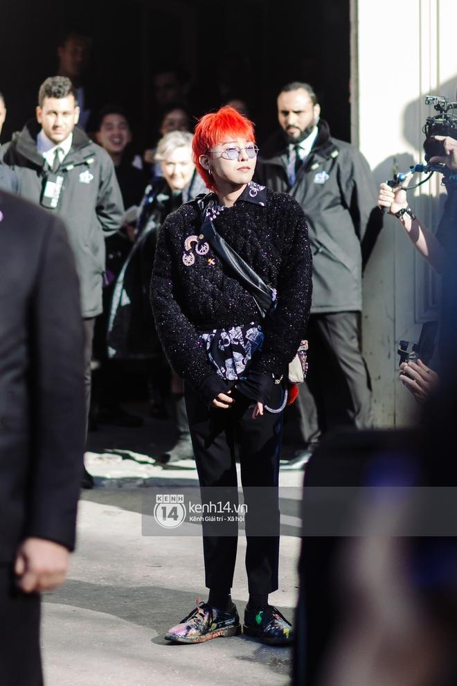 G-Dragon gây sốc vì gầy đáng báo động, bị tố lạm dụng thẩm mỹ đến mức mặt biến dạng - Ảnh 9.