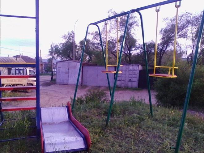 12 thảm họa sân chơi trẻ em của những kiến trúc sư không có tâm cho lắm - Ảnh 15.