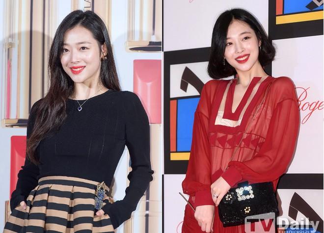 Các nữ thần xứ Hàn thi nhau cắt tóc: người giữ được phong độ nhan sắc, người lại tụt hạng không thương tiếc - ảnh 5