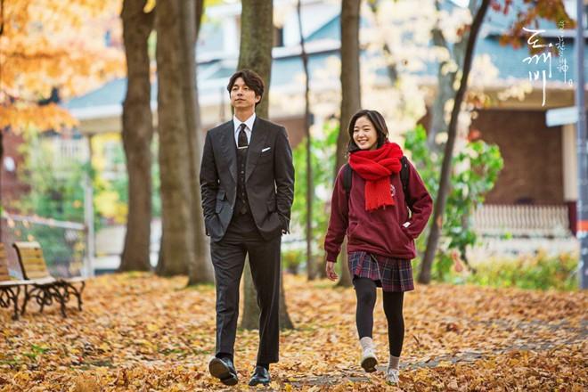 Sốc vì độ lệch tuổi ở các cặp đôi phim Hàn: Một giáp có là gì, giờ toàn 20 tuổi! - ảnh 1
