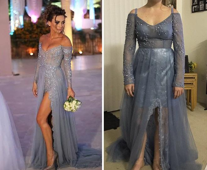 Những bộ váy prom thảm họa mua online biến công chúa thành phù thủy trong chớp mắt - Ảnh 10.