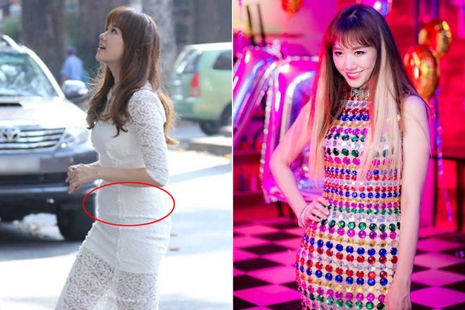 Trước và sau khi nỗ lực giảm cân, phong cách thời trang của Hari Won đúng là thay đổi chóng mặt! - Ảnh 6.