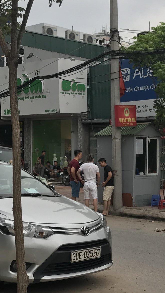 Rò rỉ hỉnh ảnh nghi vấn ca sĩ Châu Việt Cường đánh người sau va chạm giao thông - Ảnh 3.