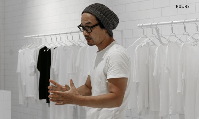 Bắt chước Nhật Bản, Trung Quốc cũng có một shop chỉ bán toàn áo phông trắng sở hữu cái tên kỳ quái: | | - Ảnh 6.