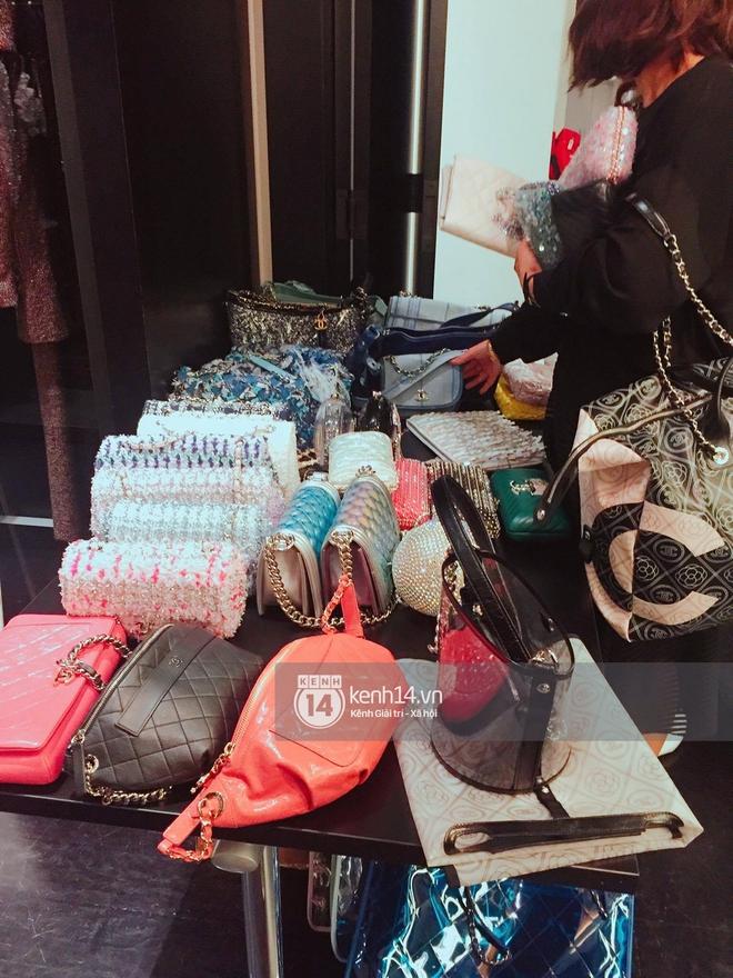 Độc quyền: Sau Louis Vuitton, Thùy Trang tiếp tục trình diễn cho private show của Chanel - Ảnh 3.