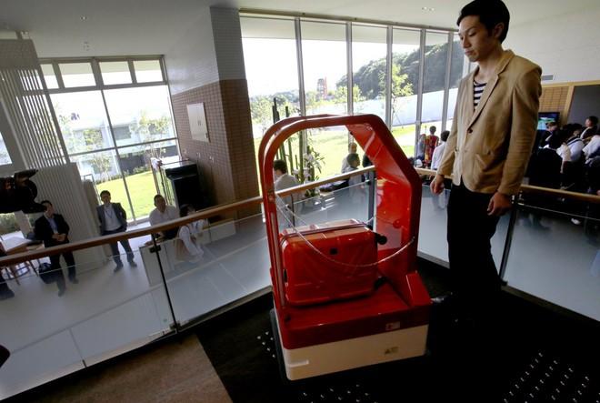 Một khách sạn ở Nhật Bản đang bị robot chiếm đóng, đây là những gì bạn sẽ thấy ở khách sạn này - ảnh 6