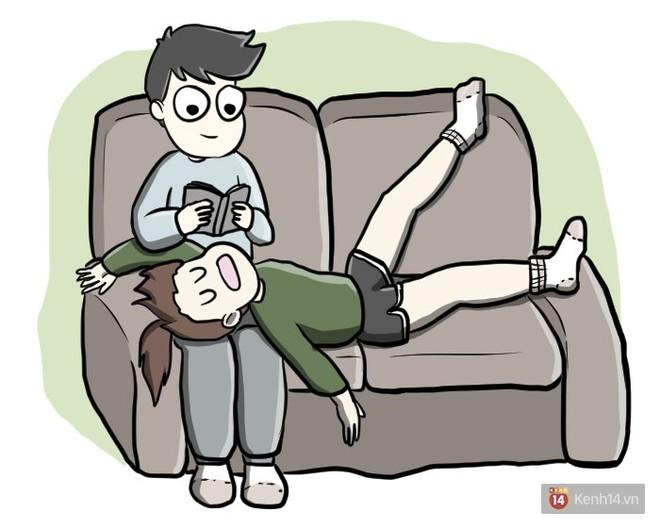 """9 minh họa điển hình chứng minh rằng: Có bạn trai là có được """"món hời"""" siêu khủng! - Ảnh 11."""