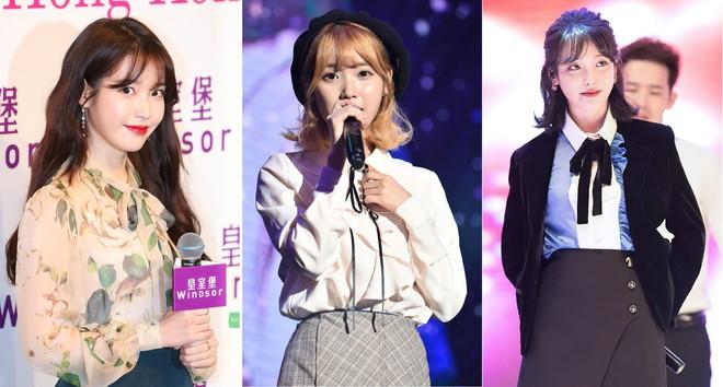 Các nữ thần xứ Hàn thi nhau cắt tóc: người giữ được phong độ nhan sắc, người lại tụt hạng không thương tiếc - ảnh 6