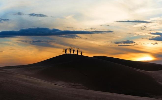 Ngẩn ngơ trước 5 đồi cát đẹp mê hồn ở miền Trung, nhìn thôi đã yêu luôn rồi - Ảnh 29.