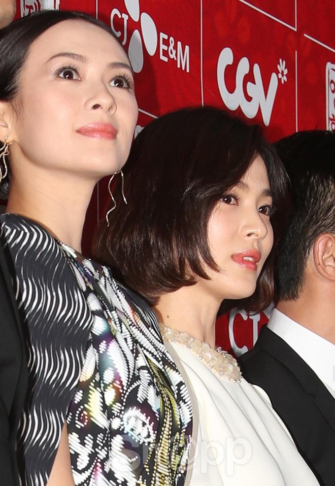 Đứng chung một khung hình, mĩ nhân Hoa - Hàn dìm nhau đến thế nào? - ảnh 40