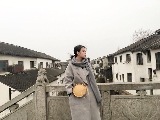Cô bạn Trung Quốc muốn gương mặt có gương mặt, muôn khí chất có khí chất khiến người ta thích mê!