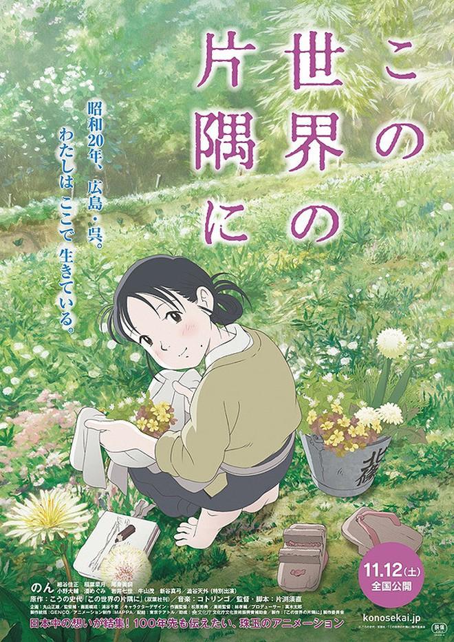 "Thế giới anime ""hậu Ghibli"" sẽ ra sao? - Ảnh 3."