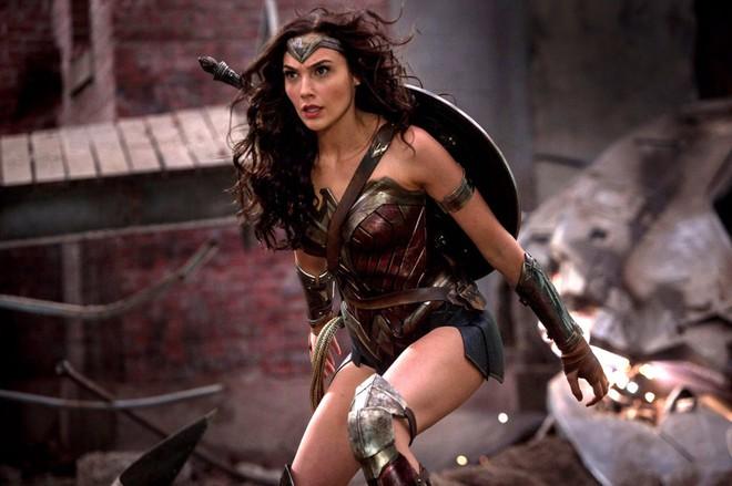 Wonder Woman - Có phải phim đã bị đề cao quá mức? - Ảnh 7.