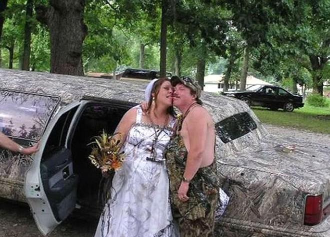 17 cô dâu hóa tuồng chèo khi khoác lên mình những thảm họa váy cưới - Ảnh 3.