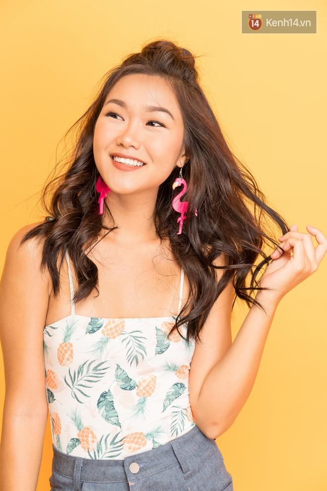 Clip: Bí kíp makeup không chảy, không đổ dầu mà vẫn có độ glow bóng khỏe cho ngày hè từ beauty blogger Trisha Đỗ - Ảnh 7.