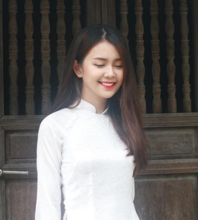 Con gái Việt vẫn xinh đẹp và dịu dàng nhất khi mặc áo dài trắng! - Ảnh 5.