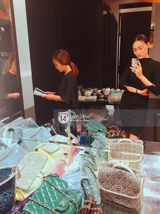 Độc quyền: Sau Louis Vuitton, Thùy Trang tiếp tục trình diễn cho private show của Chanel - Ảnh 1.