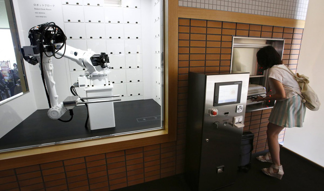 Một khách sạn ở Nhật Bản đang bị robot chiếm đóng, đây là những gì bạn sẽ thấy ở khách sạn này - ảnh 7
