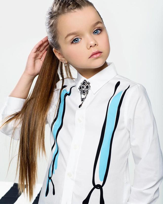 Chiêm ngưỡng dung nhan của bé gái xinh nhất thế giới - Ảnh 11.