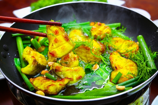 Top 15 món ăn Việt Nam được người Hàn Quốc yêu thích, trong đó có cả món ăn trong mâm cơm hàng ngày - Ảnh 9.