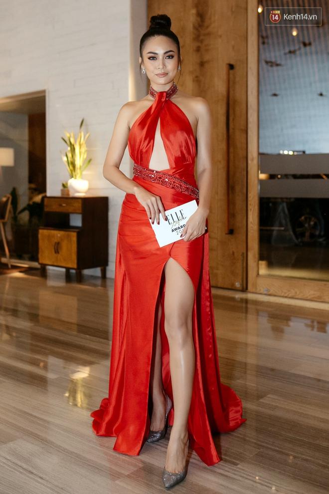 Hồ Ngọc Hà chấp hết thảm đỏ của Elle với đầm nửa tỷ, An Nguy cũng xúng xính hàng hiệu trăm triệu - Ảnh 28.