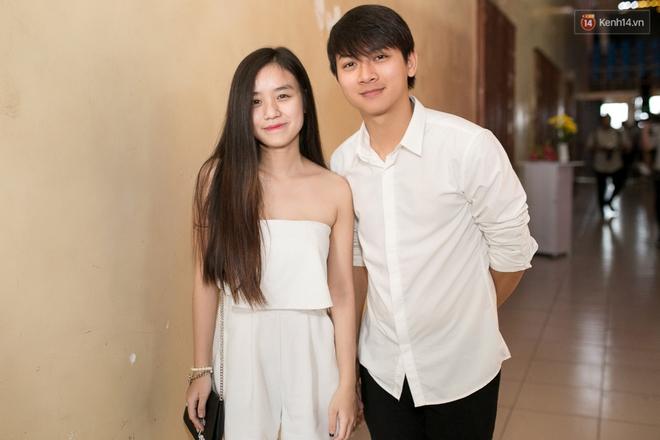 Hoài Lâm cùng bạn gái bất ngờ xuất hiện tại buổi ghi hình Chung kết 1 The Voice - Ảnh 7.