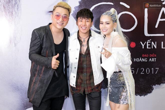 Hậu The Remix, Yến Lê - Yanbi đến địa điểm quay phim Kong để làm MV mới - Ảnh 7.