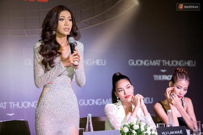 HLV The Face Thái đến đúng giờ, Minh Tú phải nhập viện trước họp báo The Face 2017 - Ảnh 19.