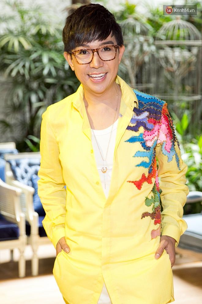 Kiều Minh Tuấn - Cát Phượng là khách mời đặc biệt trong phim lật mặt showbiz Việt - Ảnh 9.