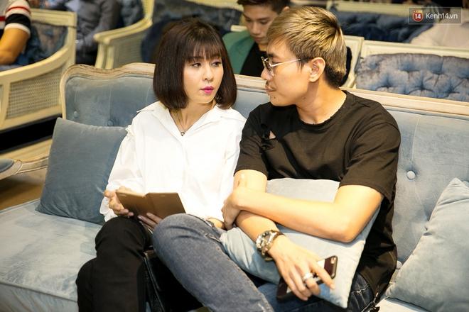 Kiều Minh Tuấn - Cát Phượng là khách mời đặc biệt trong phim lật mặt showbiz Việt - Ảnh 1.