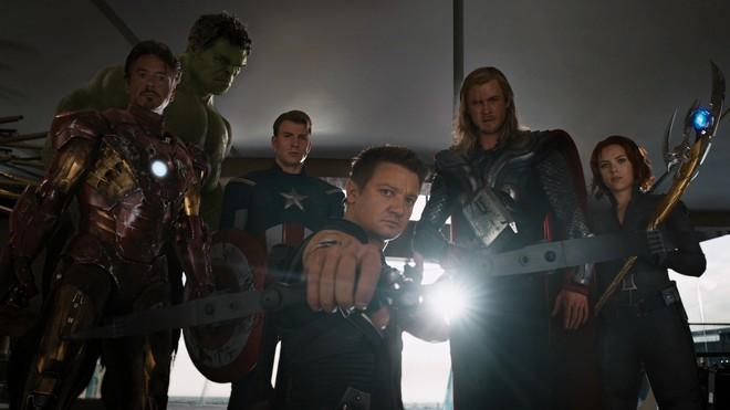 10 bộ phim siêu anh hùng hay nhất theo xếp hạng của Tomatoes - Ảnh 3.