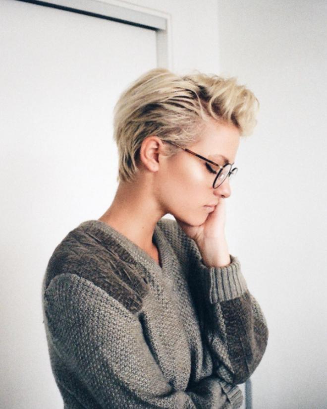 Vẻ ngoài không thể không mê của cô nàng tomboy hot nhất nhì Instagram - ảnh 2