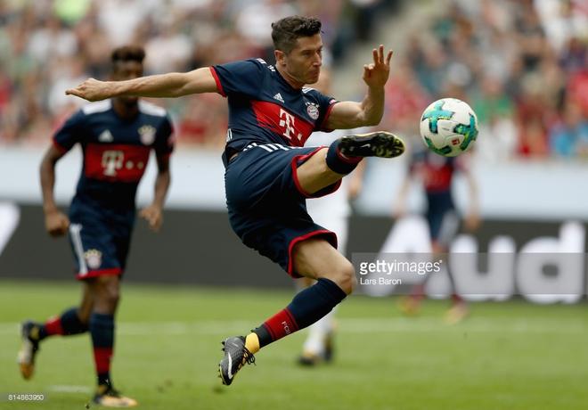 Tân binh James Rodriguez giúp Bayern bảo vệ thành công Telekom Cup - Ảnh 5.