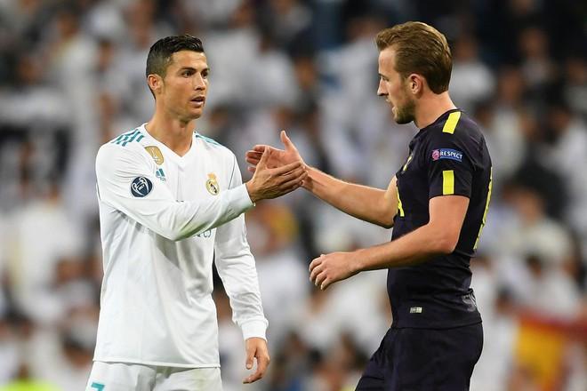 Harry Kane, bản sao hoàn chỉnh của Ronaldo - Ảnh 1.