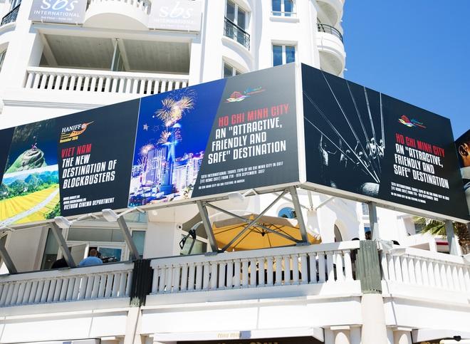 Sự thật thông tin Lý Nhã Kỳ dùng 1 trong 3 pano quảng bá Việt Nam tại Cannes cho mục đích cá nhân - Ảnh 2.