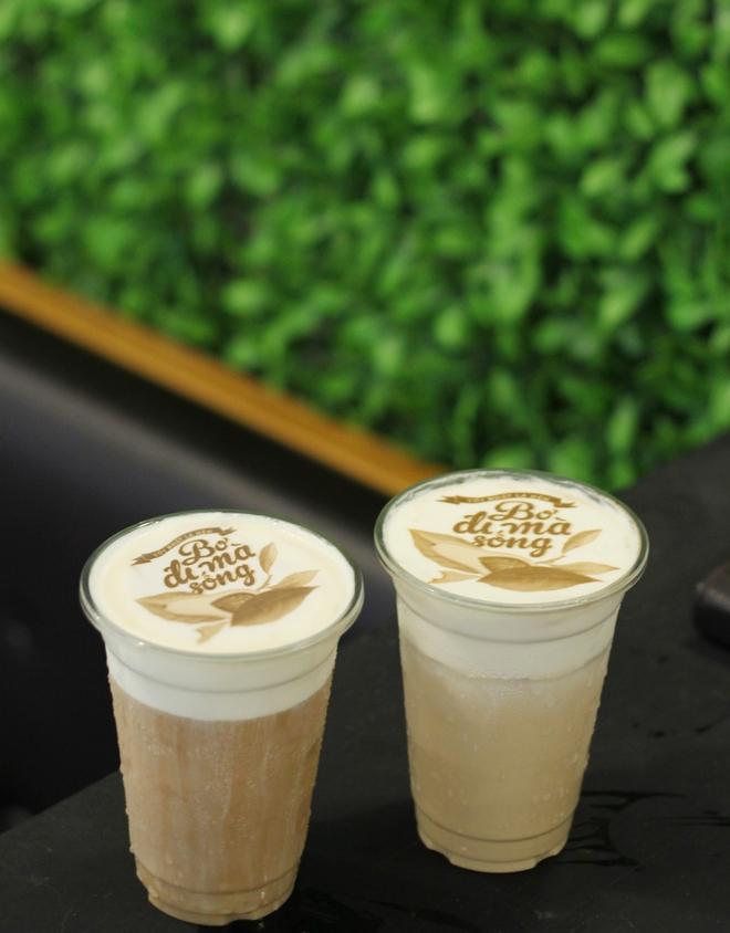 In ảnh lên trà sữa: món mới toanh đầy ảo diệu ở Hà Nội - ảnh 11