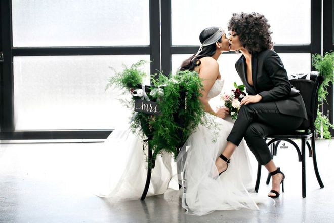 19 khoảnh khắc đám cưới đồng tính tuyệt đẹp khiến con người ta thêm niềm tin vào tình yêu - Ảnh 5.