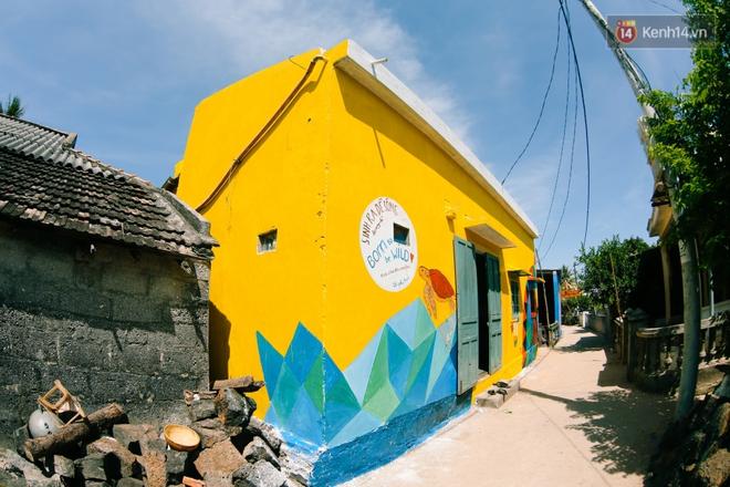 Lý Sơn đâu chỉ có biển đẹp, Lý Sơn giờ có cả một làng bích họa mới toanh cho bạn tha hồ chụp ảnh - Ảnh 9.
