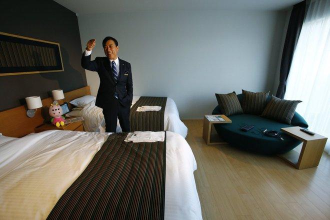 Một khách sạn ở Nhật Bản đang bị robot chiếm đóng, đây là những gì bạn sẽ thấy ở khách sạn này - ảnh 9