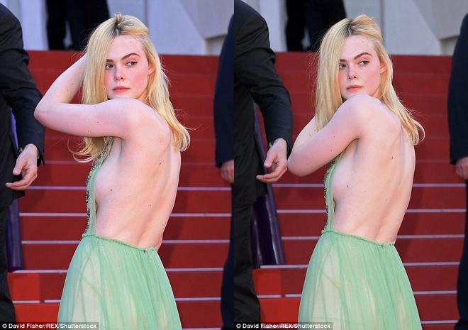 Tiên nữ giáng trần là câu miêu tả chính xác Elle Fanning tại LHP Cannes các năm! - Ảnh 45.