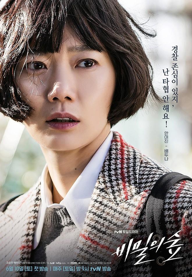 Đây là phim Hàn duy nhất lọt top 10 phim truyền hình quốc tế hay nhất 2017 theo New York Times - ảnh 2
