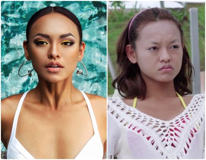 Mặt mộc của dàn thí sinh hot nhất Hoa hậu Hoàn vũ 2017: Ai đẹp hơn ai? - Ảnh 8.