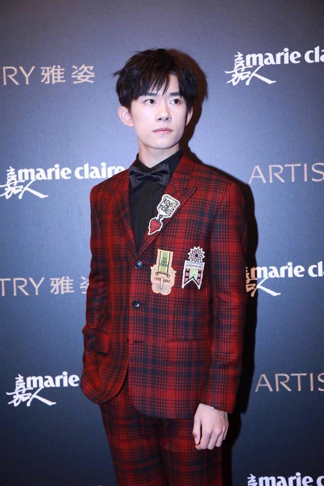 Thảm đỏ Marie Claire: Đường Yên chiếm sóng với chiếc váy đẹp xuất sắc, Lưu Diệc Phi kém sang hơn hẳn Dương Mịch - Angela Baby - Ảnh 20.