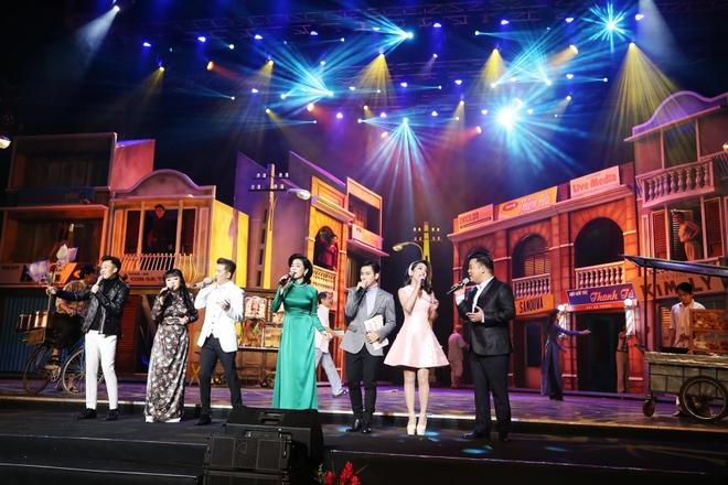 Ba thế hệ nghệ sĩ hòa giọng trong liveshow tái hiện hình ảnh Sài Gòn xưa của Đàm Vĩnh Hưng - Ảnh 12.