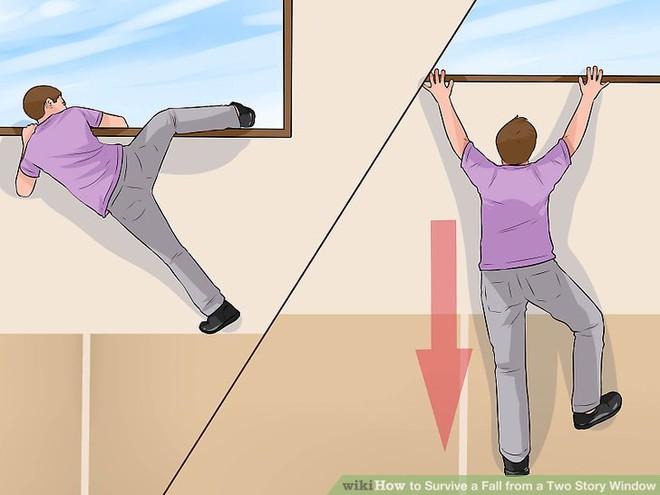 Việc bắt buộc phải làm nếu muốn sống sót khi thoát thân ở toà nhà cao tầng - Ảnh 3.