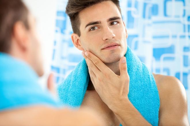 Con trai cần đọc ngay những điều sau để biết cách bảo vệ làn da mỗi ngày - Ảnh 1.