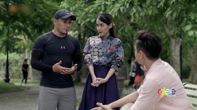 Glee Việt tập 8: Ai cũng bị tạt thức ăn vào mặt! - ảnh 2